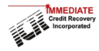 immediate credit recovery collection agency logo