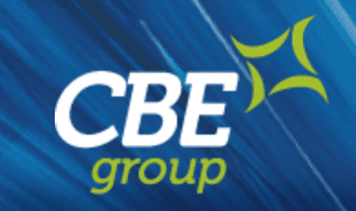 the cbe group logo