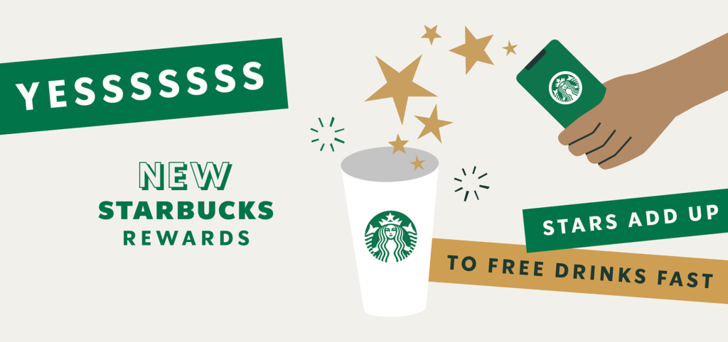 Starbucks Reward Program Member for Free Drinks