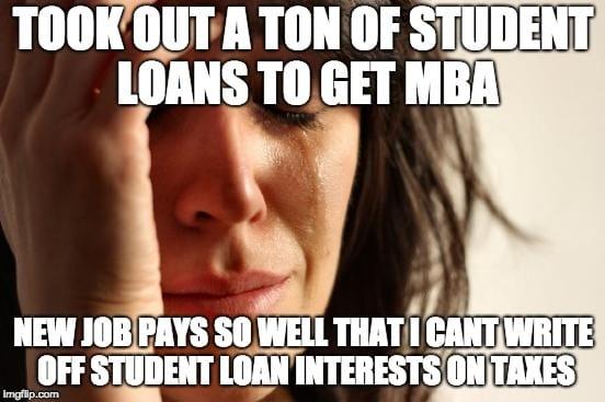 debt meme