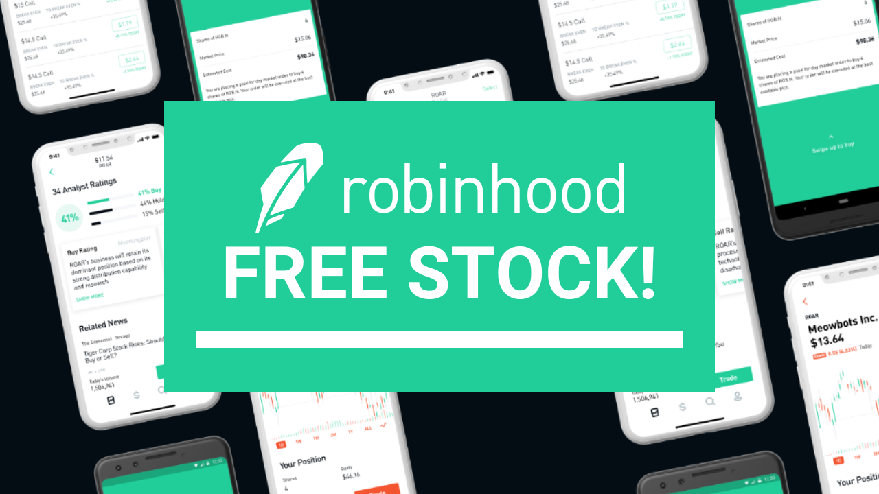 Get a Completely Free Random Stock