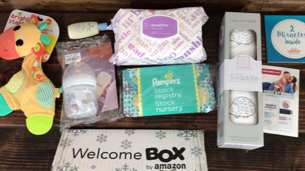 Amazon Free Baby Samples