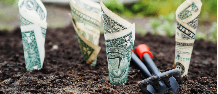 financial goal example: grow second income stream