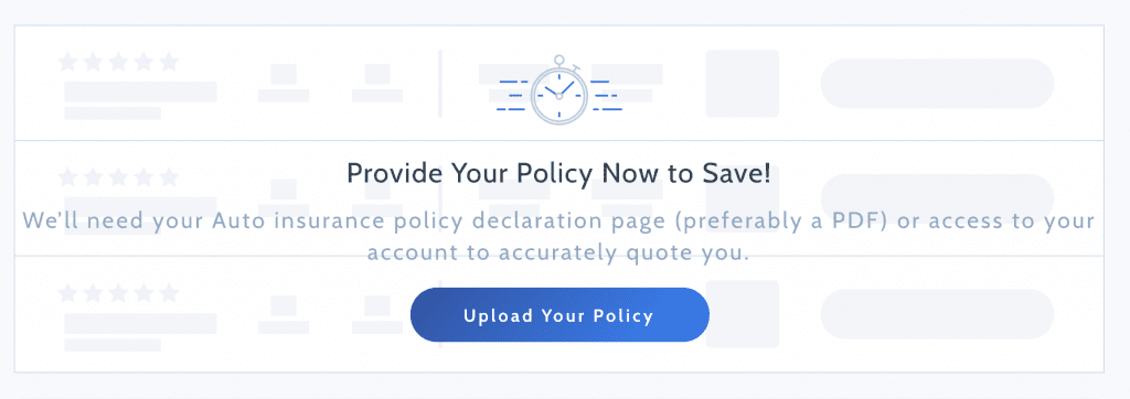 Gabi Review: Upload Policy