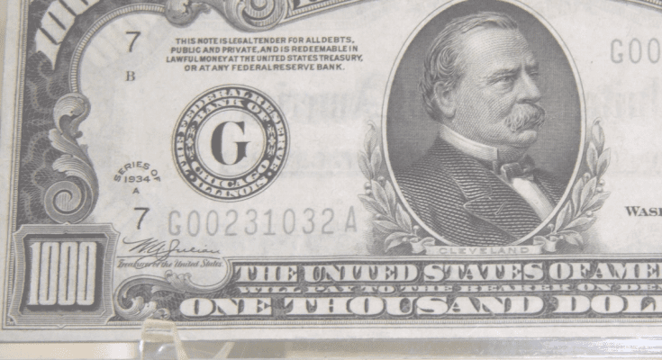 The 1000 Dollar Bill Everything You Need To Know With