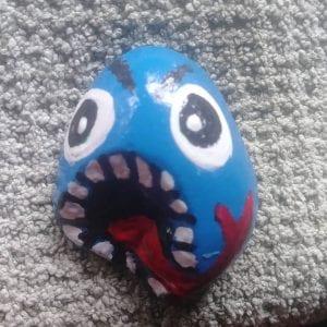 Cool Monster Rock