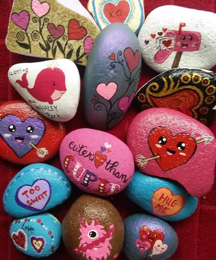 Cute Random Rocks