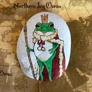 frog king rock