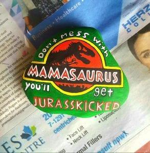 Jurassic Park Rock