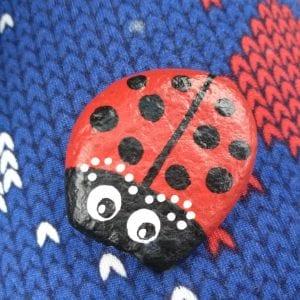 Ladybug Rock 2