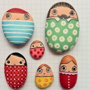 Nesting Dolls Rock