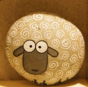 sheep rock