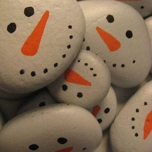 Snowman Rocks