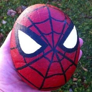 Spiderman Rock