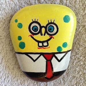 Spongebob Rocks