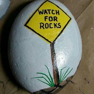 Watch for Rocks Rock