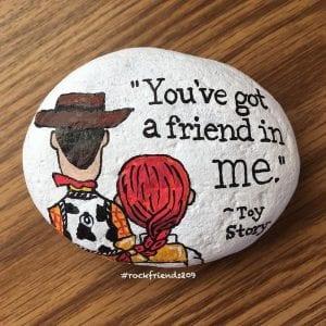 Woody Rock