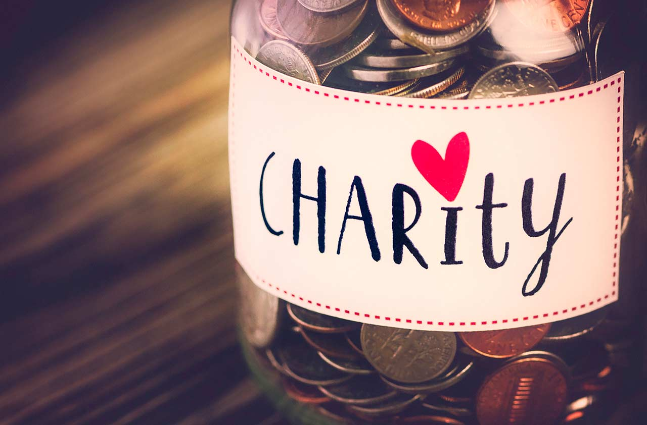 Give the Money to a Charity