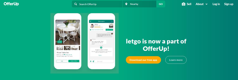 OfferUp Website