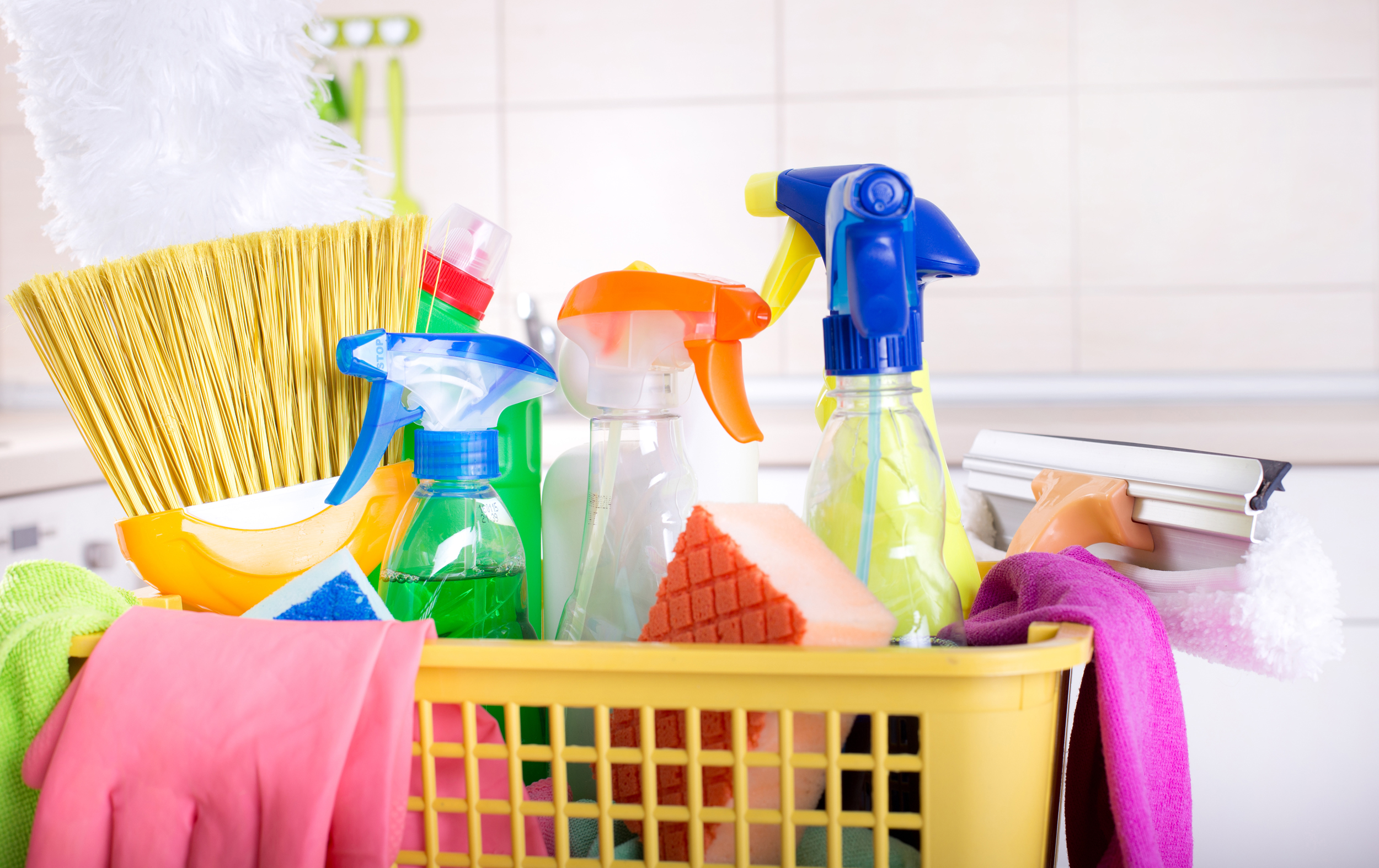 Make Household Supplies