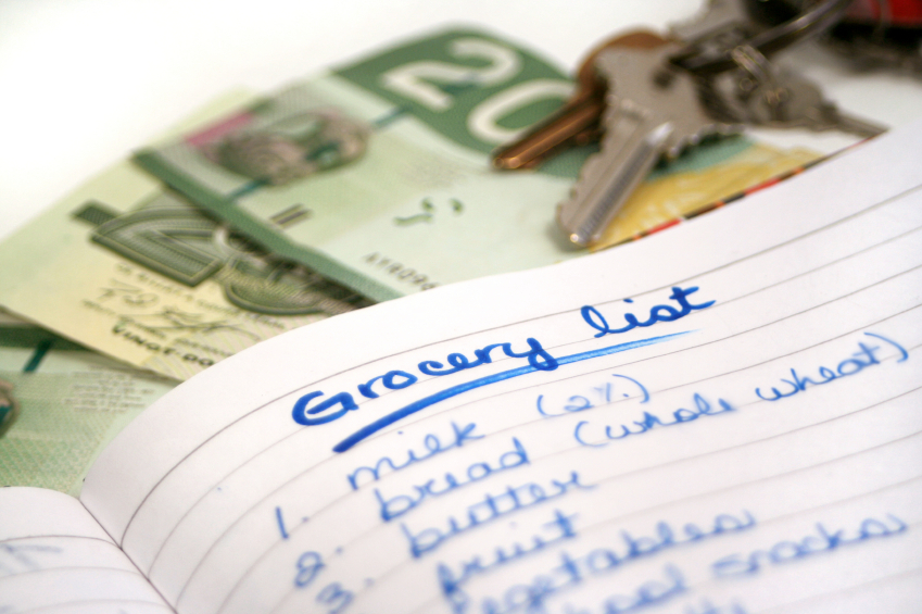 Set and Plan Out New Grocery Budget Amount