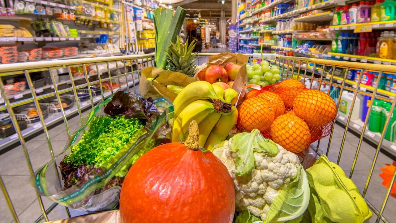 Some Healthy Grocery Budget Tips