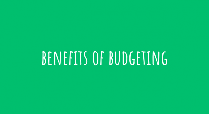 benefits of budgeting