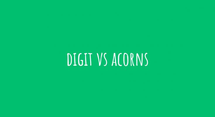 digit vs acorns