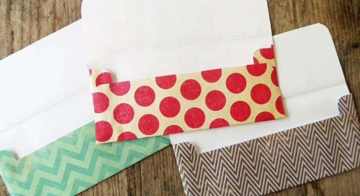 5 Free Cash Envelope Templates