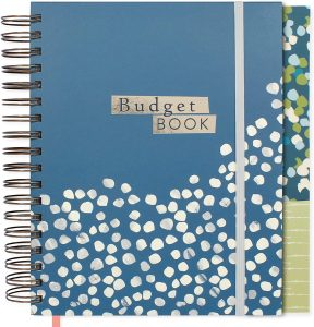 BOXCLEVER PRESS BUDGET PLANNER