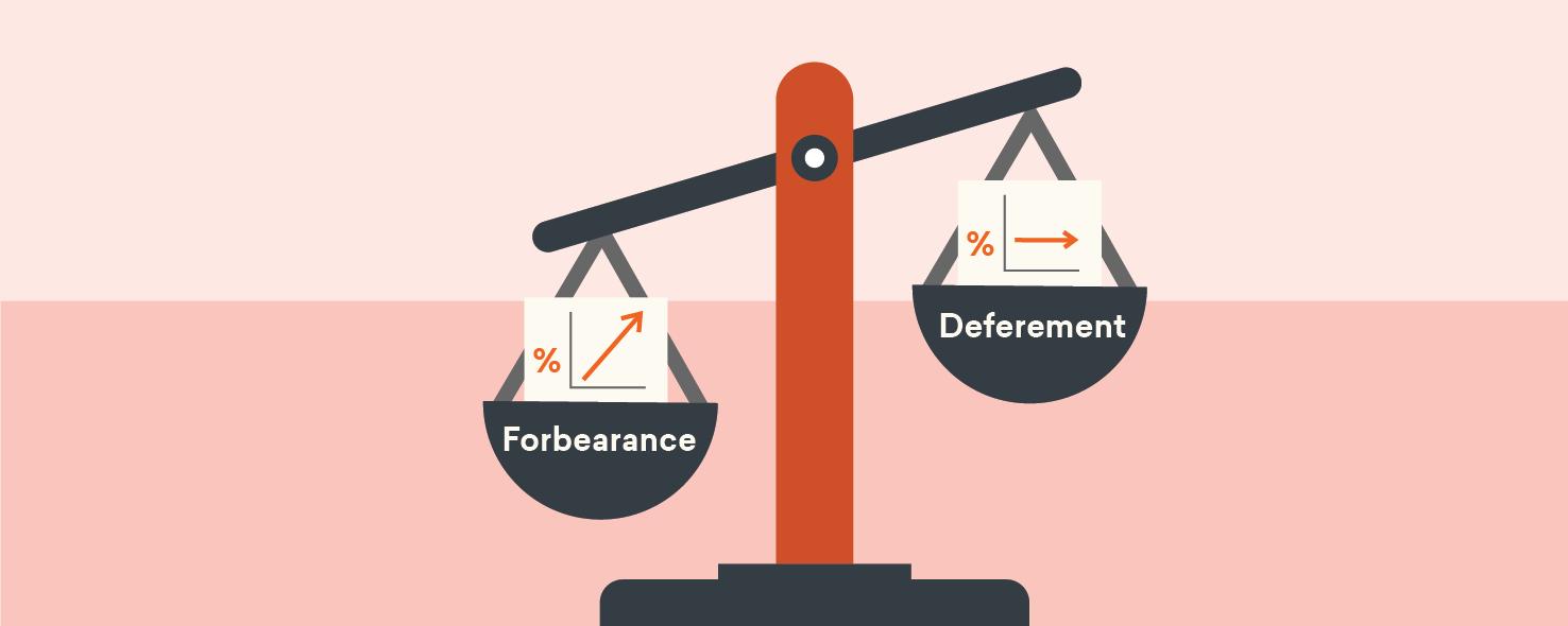 Forbearance vs Deferment