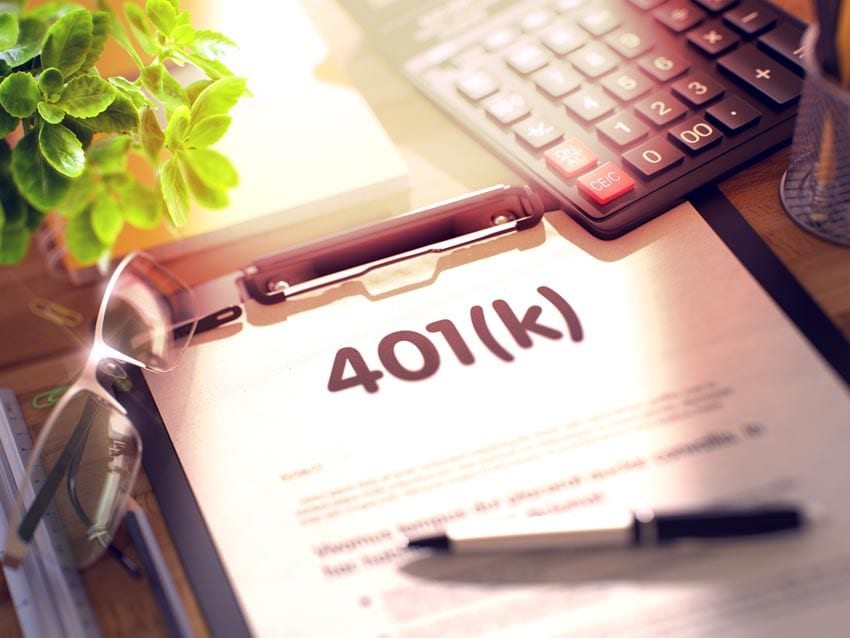How to Do a 401(K) Swap Works