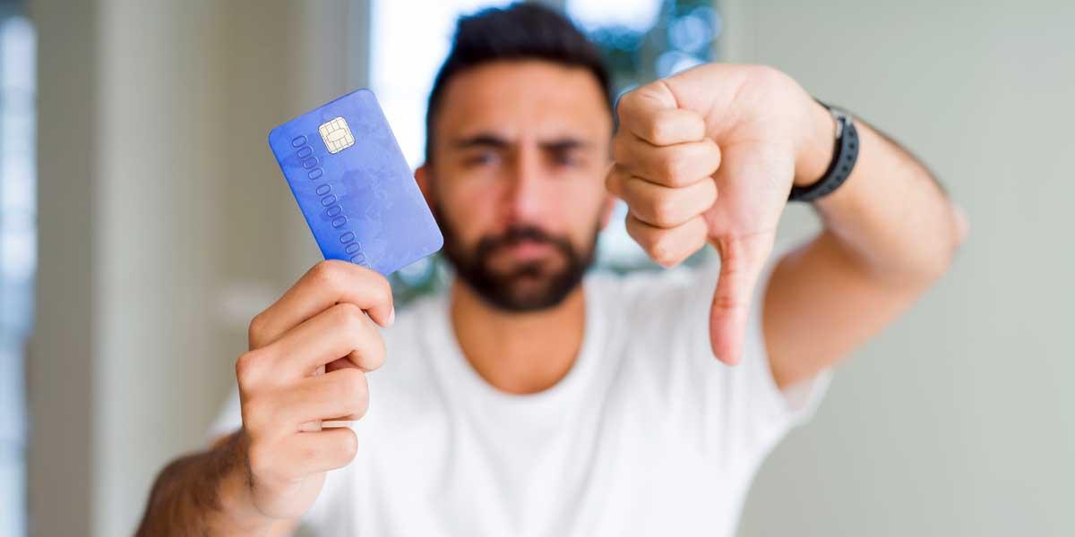 Fixing bad Credits
