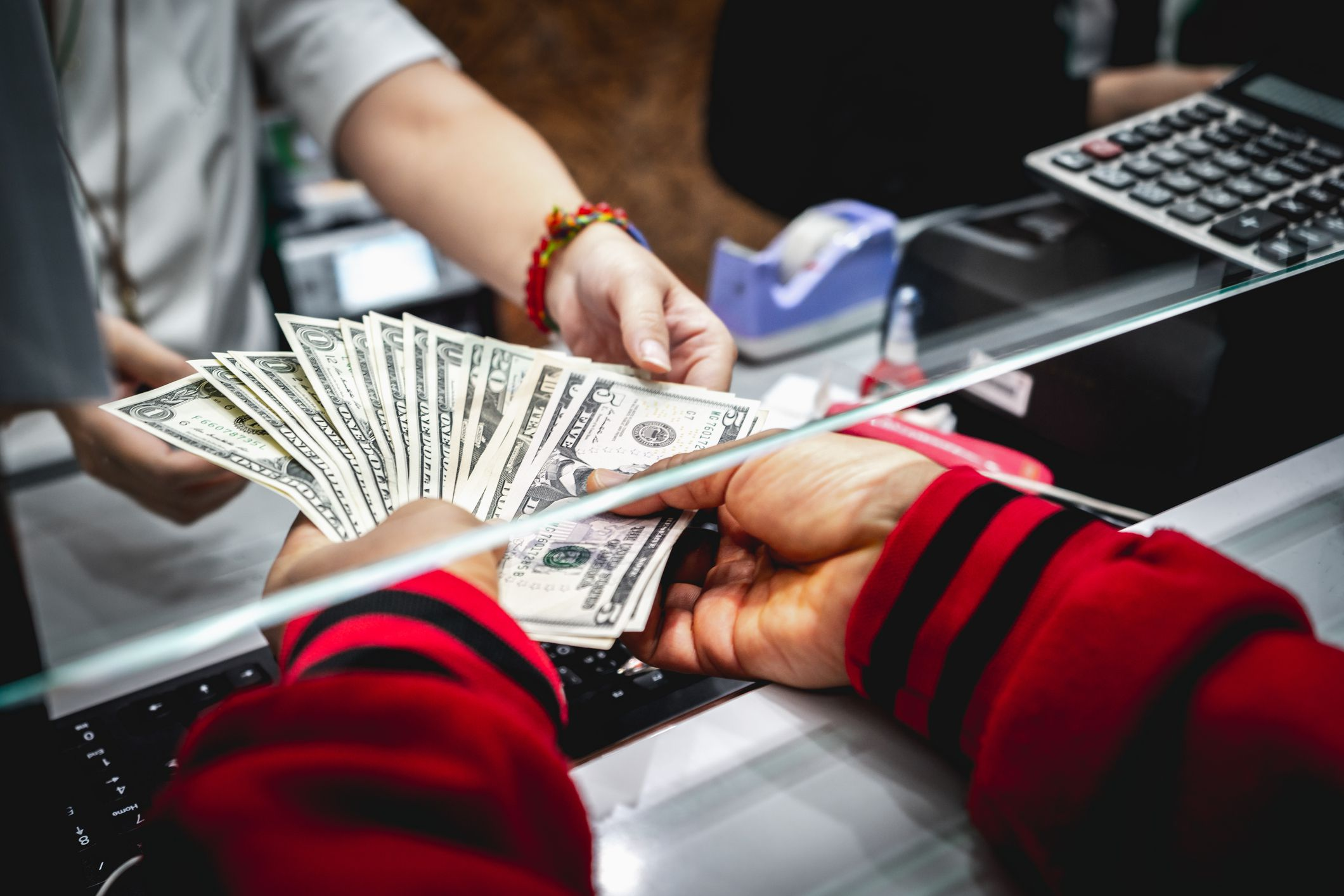 Using Level Money