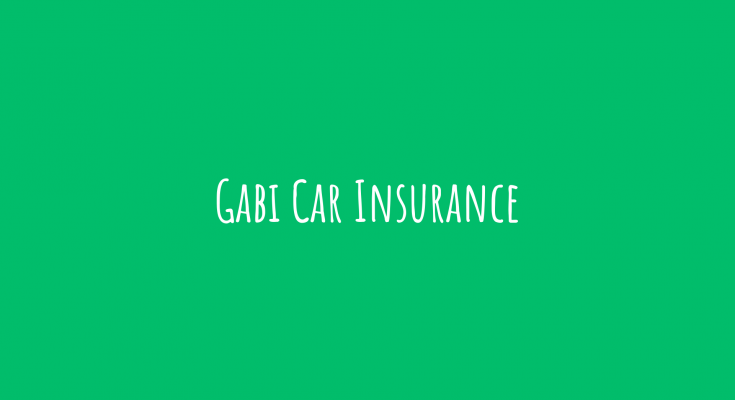 Gabi Car Insurance