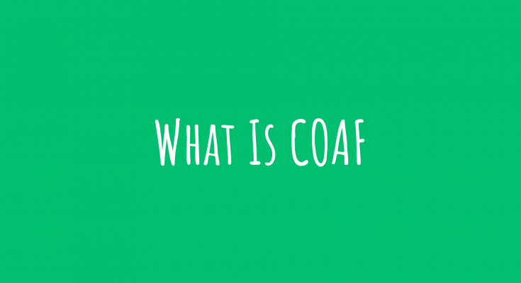 What Is COAF