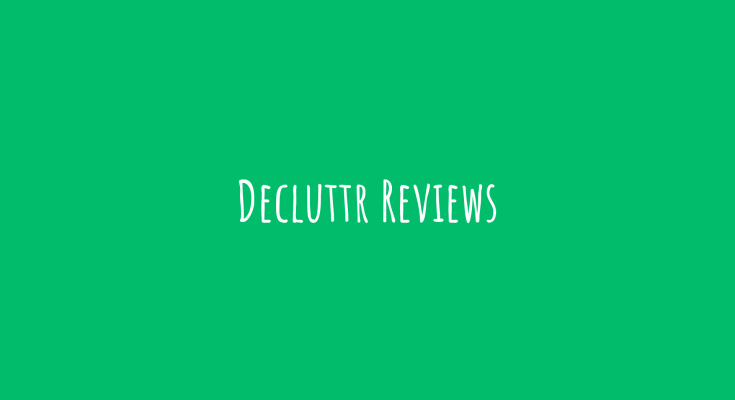 decluttr reviews