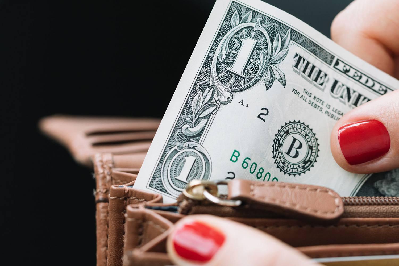 1% Money saving challenge