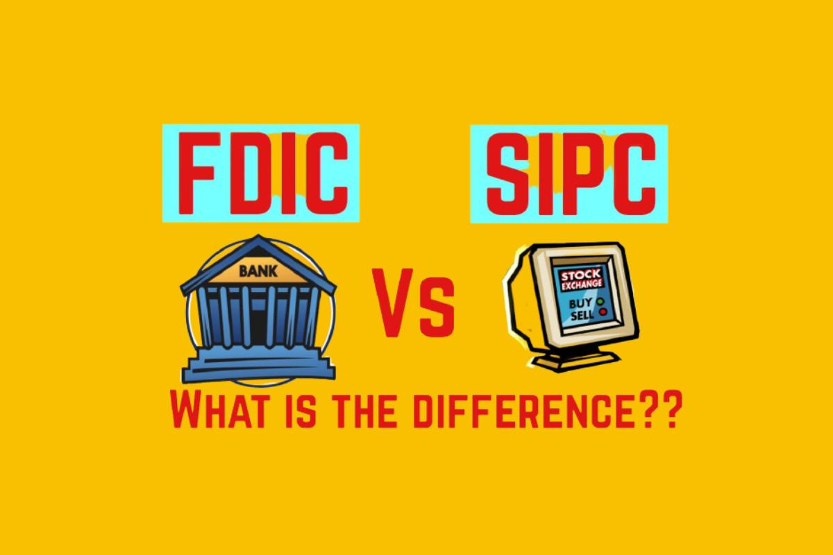 FDIC vs SIPC