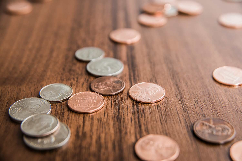 Spare Change Money saving