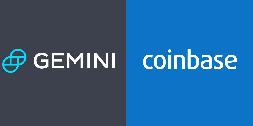 Gemini Vs Coinbase