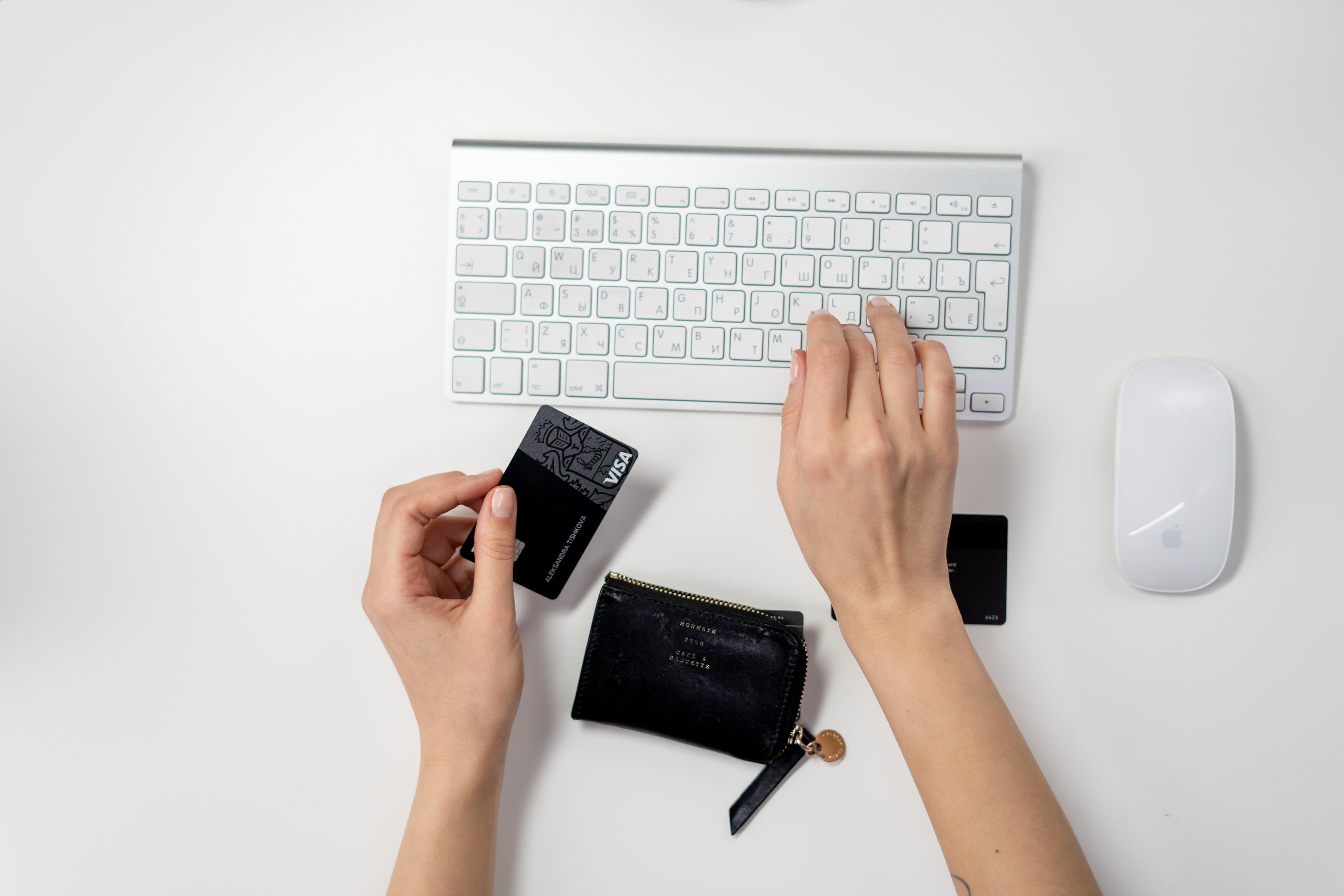 Get a Debit Card - Cautions
