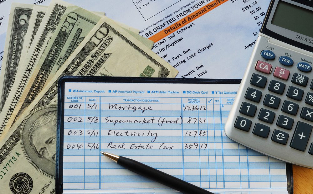 Banks Calculate Ledger Balance