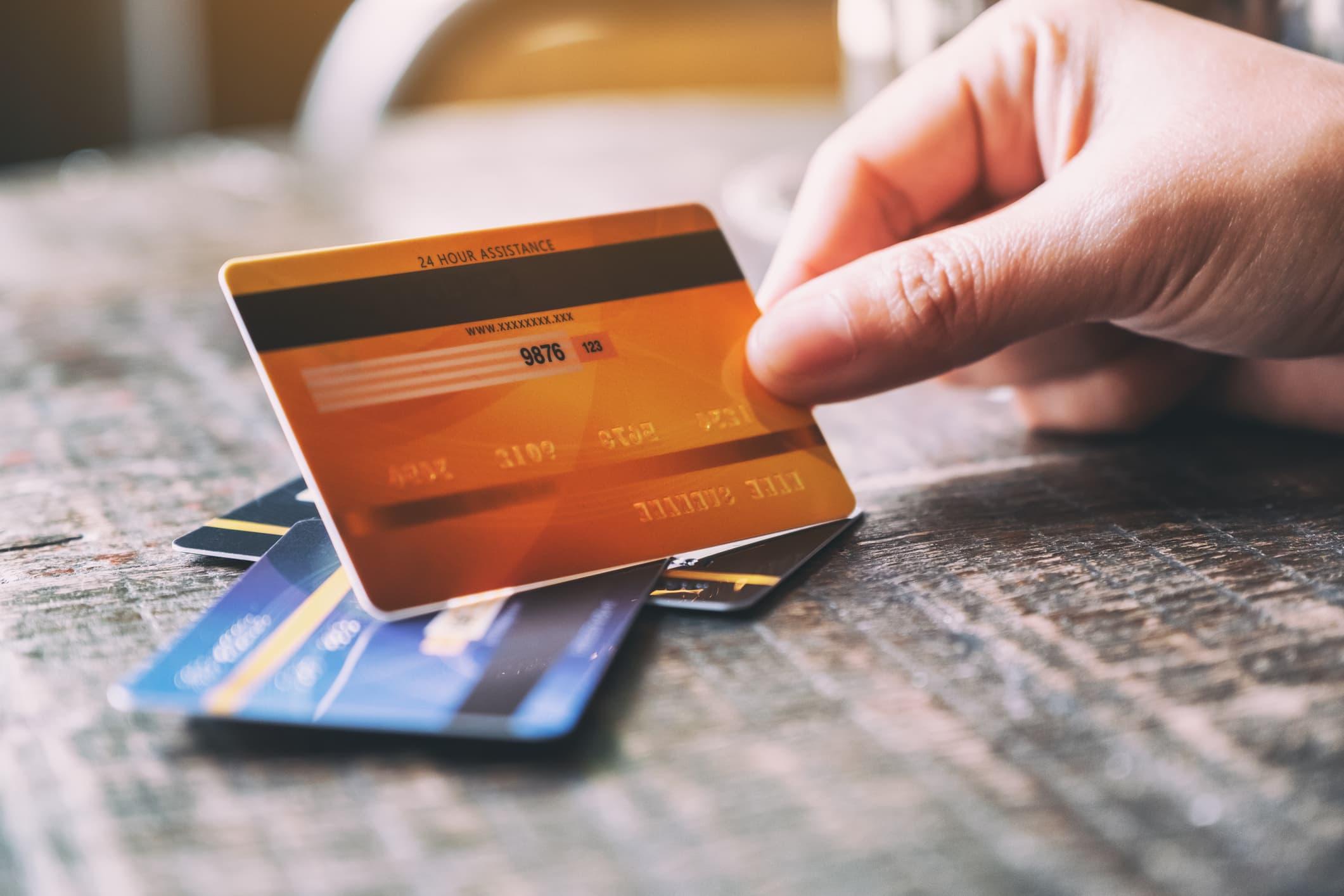 Self Credit Card