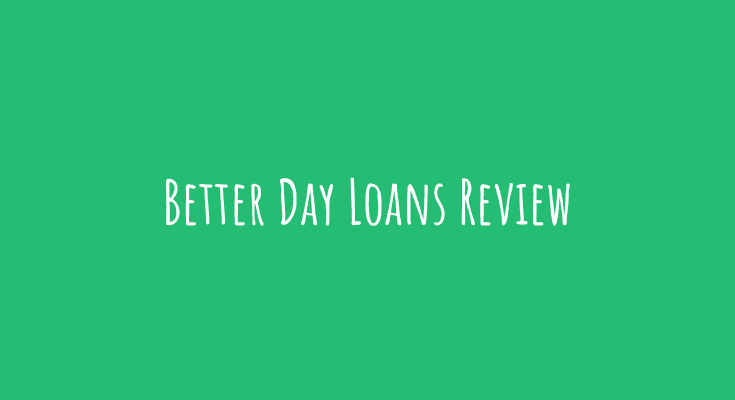 Better Day Loans Review