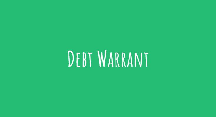 Debt Warrant